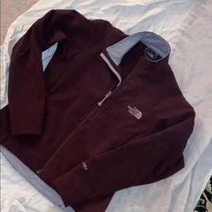 New THE NORTH FACE WOMEN'S Brown JACKET XS